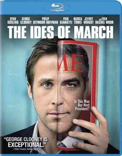 IDES OF MARCH BY GOSLING,RYAN (Blu-Ray)